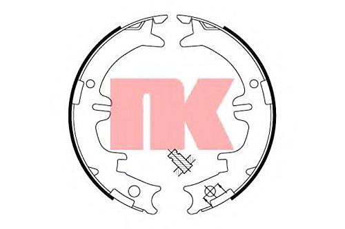 NK 2745644 Bremsbackensatz Feststellbremse