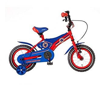 Popal Vintage Racing Team 12 pulgadas bicicleta infantil (Rueda ...
