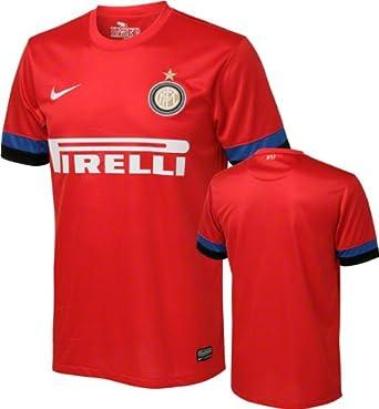 huge selection of 8a845 7ba5f NIKE 2012-13 Inter Milan Away Football Shirt