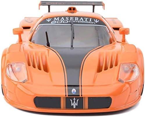 カーモデル、モデルカー1時24マセラティMC12モデル合金の子供のおもちゃの車のシミュレーションカーモデルキッズコレクションギフ