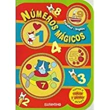 NUMEROS MAGICOS (Spanish Edition)