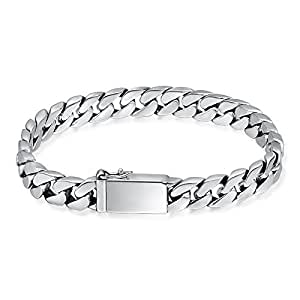 Amazon.com: ANAZOZ Jewelry 925 Sterling Silver Bracelet
