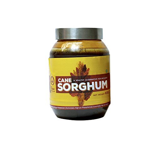 True Elements Cane Sorghum – High in Potassium and other Minerals , 650g