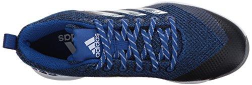 Adidas Originaler Mænds Freak X Kulstof Midten Softball Sko Kollegialt Royal / Metallisk Sølv / Hvid eCkwZk