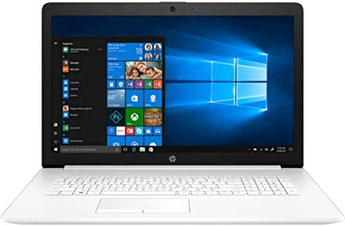 """HP 17t by 11th Gen Home and Business Laptop (Intel i7-1165G7 4-Core, 16GB RAM, 256GB PCIe SSD + 1TB HDD, Intel Iris Xe, 17.3"""" HD+ (1600x900), WiFi, Bluetooth, Webcam, 2xUSB 3.1, Win 10 Home) with Hub WeeklyReviewer"""