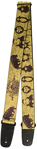 Buckle-Down Guitar Strap - THORIN OAKENSHIELD/Beards of Midd