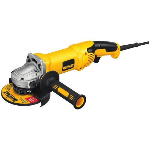Dewalt D28116R 13 Amp 6 in. Angle Grinder with Trigger Grip (Certified Refurbished)