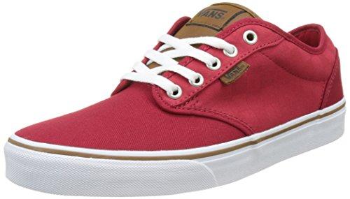 Vans Herren Mn Atwood Sneaker Rot (C&l)