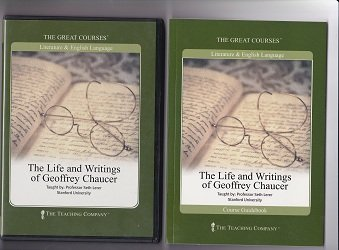 Life and Writings of Geoffrey Chaucer CD Course (The Great Courses)