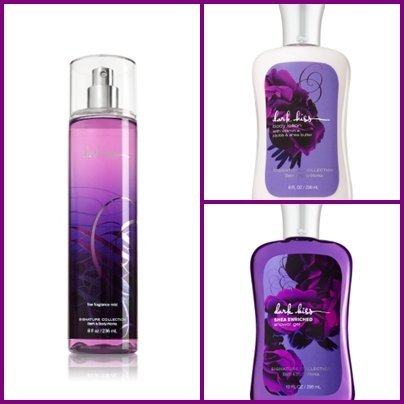 Bath Body Works Lotion Fragrance