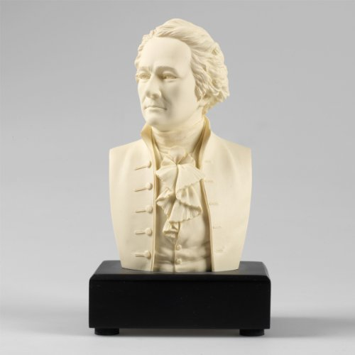 Sale - Fathers Day Gift - Amazon Exclusive ! - Alexander Hamilton Bust - Founding Father