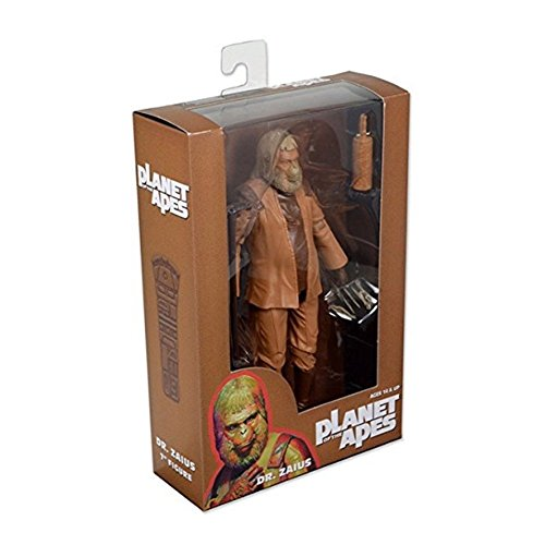 Planet of The Apes 30072 7-inch Series 1 Dr Zaius Figure