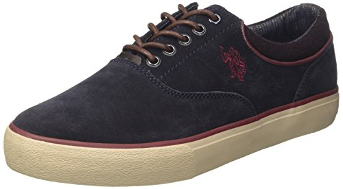 Dark Basses Blue Suede ASSN Blu Sterling S Homme U POLO xw8AUqPn