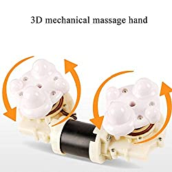 HXXXIN Kneading Massage Shawl, Car Home Dual-Use, Neck and Shoulder Massager, Infrared Hot Compress, Relieve Muscle Soreness