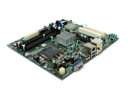 Genuine Dell N826N Motherboard Mainboard Systemboard for the Inspiron 545 And 545s Systems, Compatible Dell Part Number: DG33M06, T287N, W246R, CN-0T287N, DG33M05