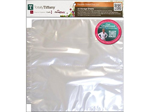 Totally-Tiffany Scraprack SS Dbl Side Duo 2 x 1 10pc Double