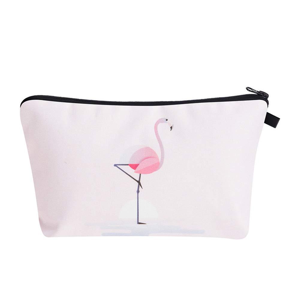 Da.Wa Trousses de Toilette Les Femme-Sac Cosmétique de Voyage Sac cosmétiques Organiseur Multifonctionnel-Polyester-Style 39