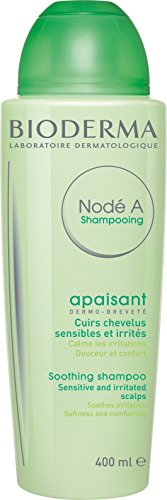 Bioderma Node A Soothing Shampoo, 13.33 Fl Oz