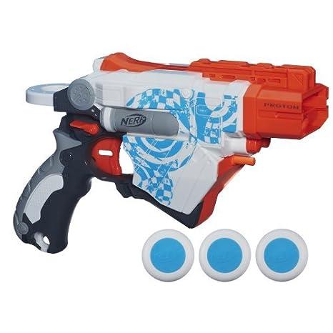Nerf Vortex Protón Blaster: Amazon.es: Bebé