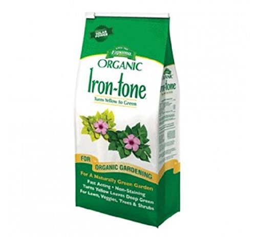 Espoma IT18 18 Lb Iron Tone Plant Food
