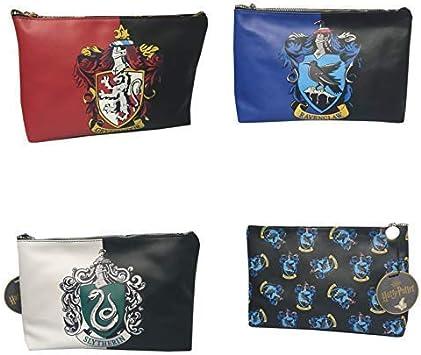 Harry Potter Estuche de Maquillaje - Rojo- Gryffindor, 33cm X 22cm X 8Cm: Amazon.es: Equipaje
