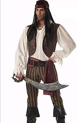 GH e instrucciones para coser disfraces de piratas del Caribe de ...
