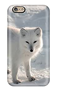 Hot Style XFBWTev2621Bdxix Protective Case Cover For Iphone6(arctic Foxes )
