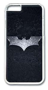 Batman The Dark Knight Custom iphone 6 4.7inch Case Cover Polycarbonate Transparent