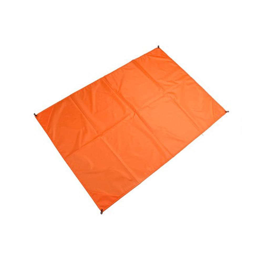 Gysad Playa al Aire Libre Mantel de Picnic Impermeable Mantel para Picnic Color sólido Mantel Camping Picnic, Camping Size 150 x 140cm (Negro)