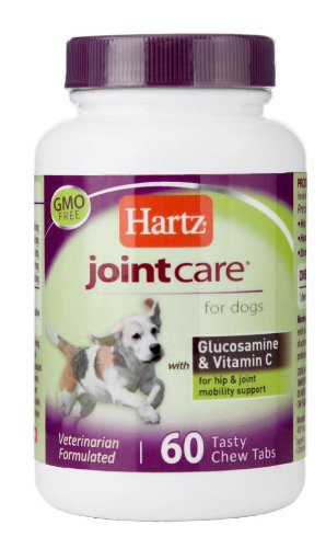 Joint Care for Dogs (Tasty Chew Tabs 60 count), My Pet Supplies
