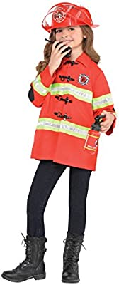 Kit de bombero infantil bomberos uniformes niños niñas niños ...