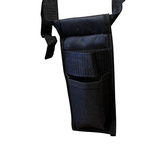 (DevLon NorthWest Single Adjustable Massage Oil/Lotion Holster)