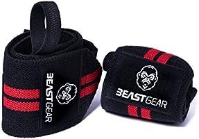 Beast Gear Handgelenkbandage – 2X Handgelenkstütze/Wrist Wraps für Sport, Fitness & Bodybuilding –Stabilisierend &...