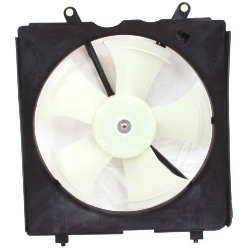 Perfect Fit Group H160941 - Civic Radiator Fan Shroud Assembly, Manual Transmission, 1.8L Eng.