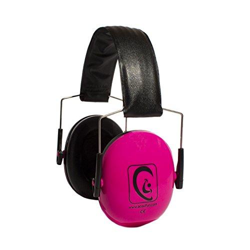 Acoufun Pink Cuffie prestazioni ad alte antirumore Hp25 Junior cacyp