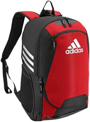adidas Stadium II Backpack, Team Power Red, ONE SIZE