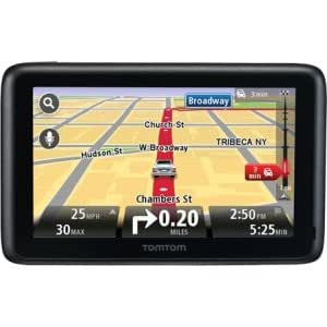tomtom go 2435tm automobile portable gps. Black Bedroom Furniture Sets. Home Design Ideas
