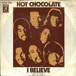 Hot Chocolate - I Believe (In Love) / Caveman Billy - Columbia - 1C 006-92 811 (811 Chocolate)