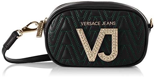 Jeans Multicolor Mano Versace Ee1vsbbi1 verde nero Carteras De Mujer SxY6dIw6Uq