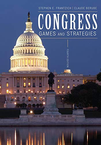 Congress: Games and Strategies