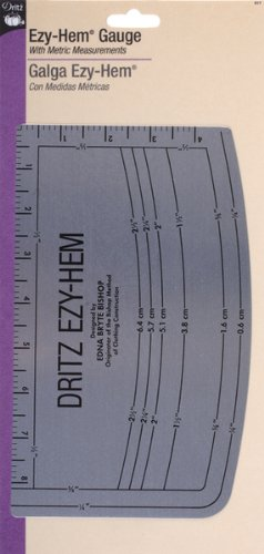 Ezy-Hem Gauge-5''X9'' 1 pcs sku# 642320MA by Dritz
