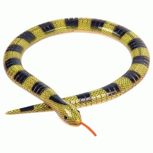 Toysmith TSM2211 Wooden Snake product image