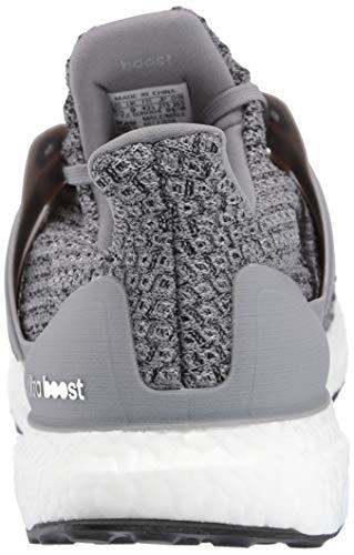 adidas Men's Ultraboost, Grey/Black, 4.5 M US by adidas (Image #2)