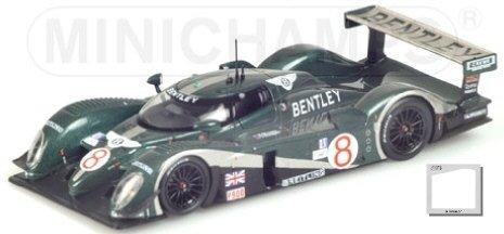1/43 ベントレー Speed 8 〓セブリング12hrs. #8〓 BENTLEY