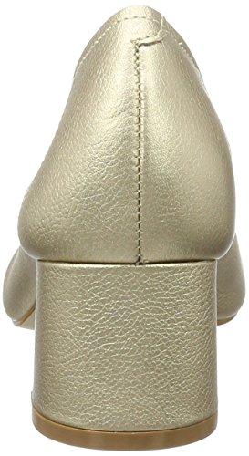 Bufali Damen Zs 6632-16 Morbido Caduto Pompe Oro (oro 01)