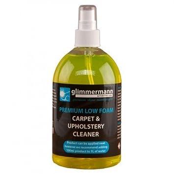 Coche Alfombra y tapicería de limpiador de limpieza rígida quitamanchas 500 ml glimmermann
