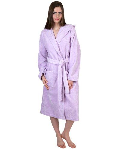 Heavyweight Terry Robe (TowelSelections Women's Robe Turkish Cotton Hooded Terry Bathrobe Small/Medium)