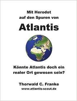 Book Mit Herodot auf den Spuren von Atlantis
