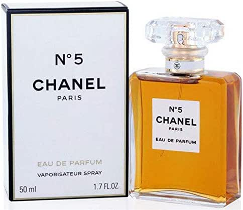 Chaneⅼ No.5 For Women Eau de Parfum Spray 1.7 Fl. OZ. / 50ML.