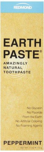 Redmond Earthpaste Non Flouride Toothpaste Peppermint product image